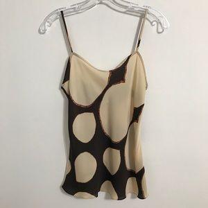 Diane von Furstenberg 100% Silk Camisole